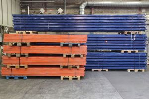 Tweedehands palletstelling Kimer