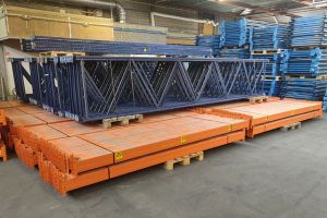 Palletstelling Mecalux