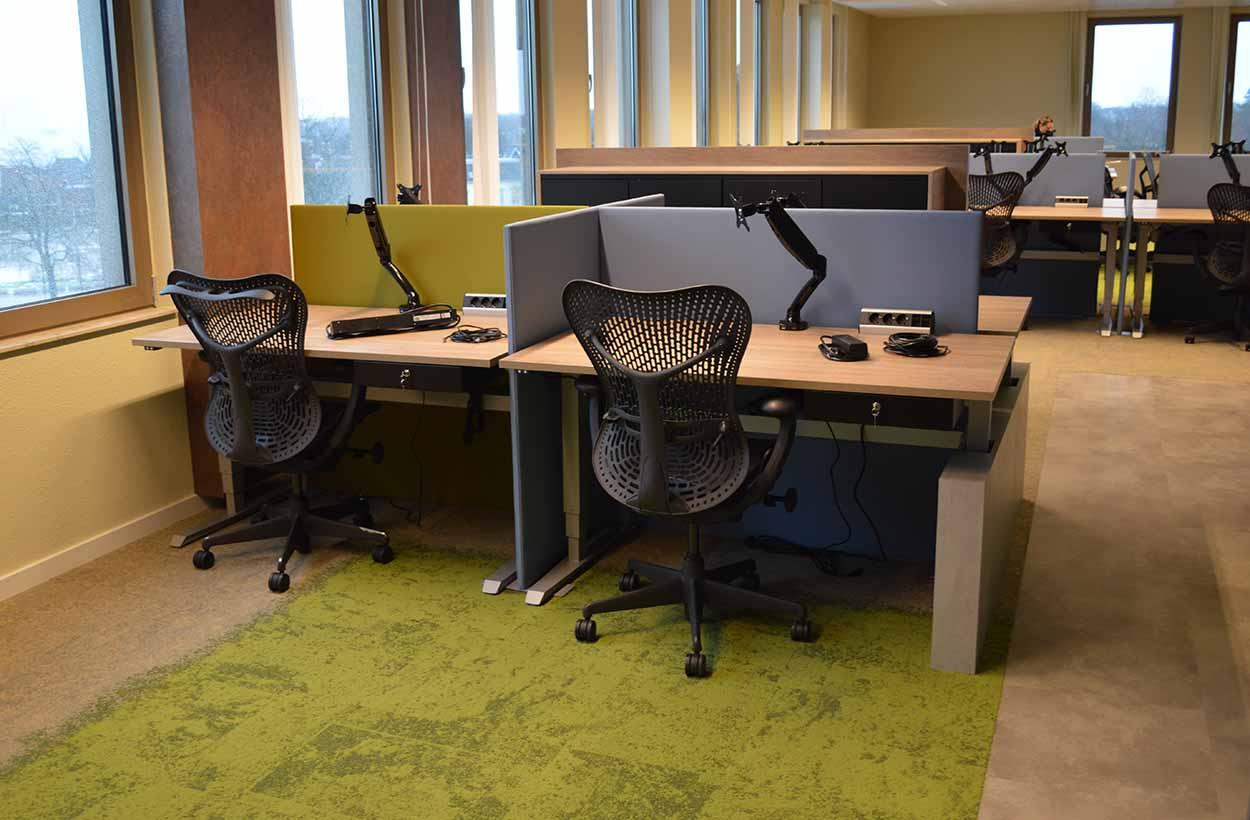 Pincvision ergonomische werkplekken