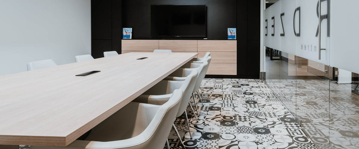 Design kantoorinrichting