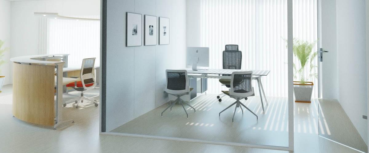 kantoorinrichting ontwerp