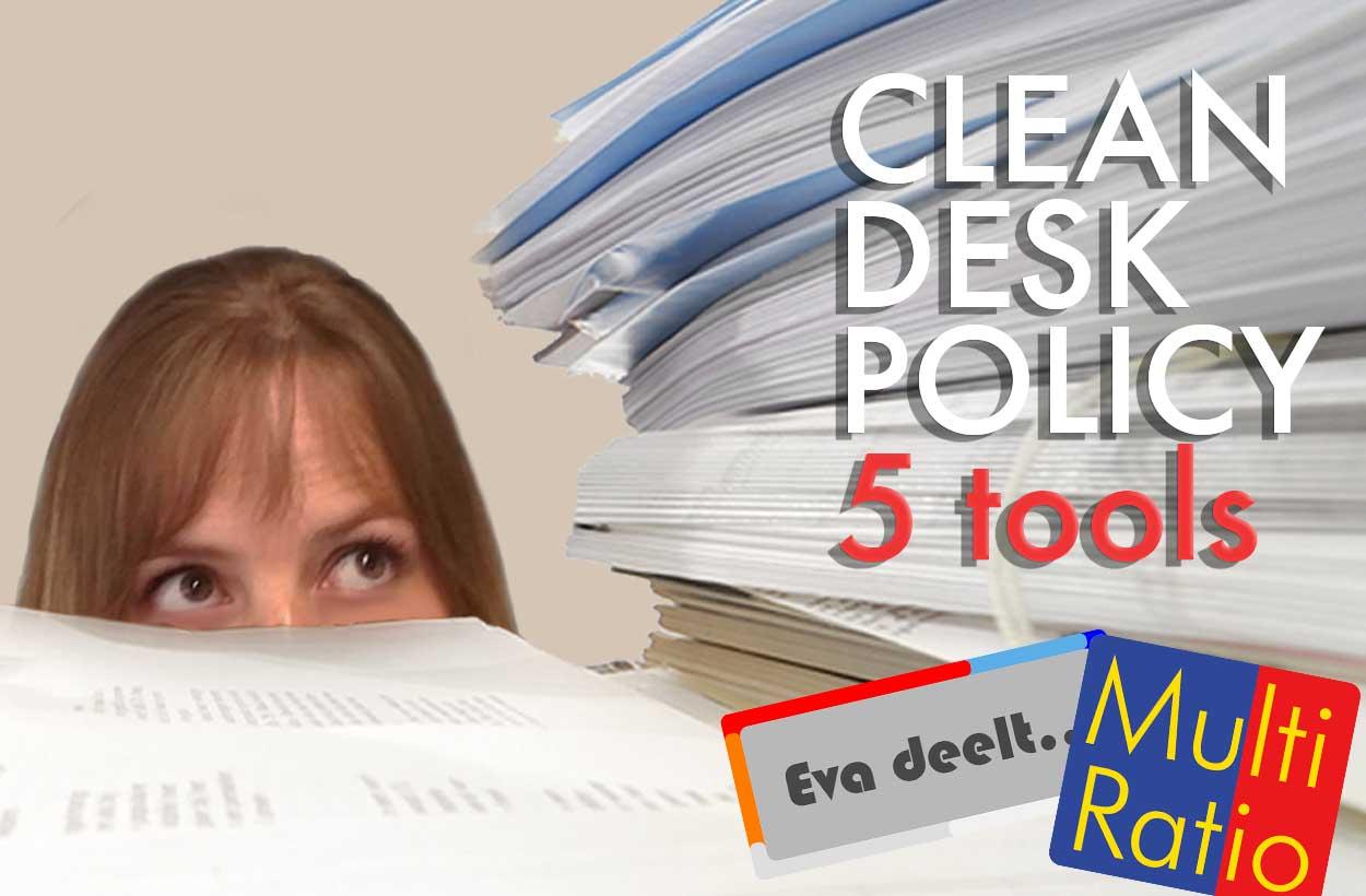 Evadeelt Clean Desk Policy