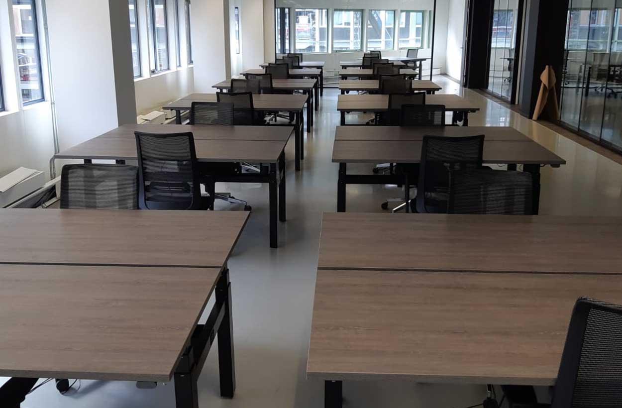 Kantoorinrichting Integraal Kanker Centrum (Utrecht)