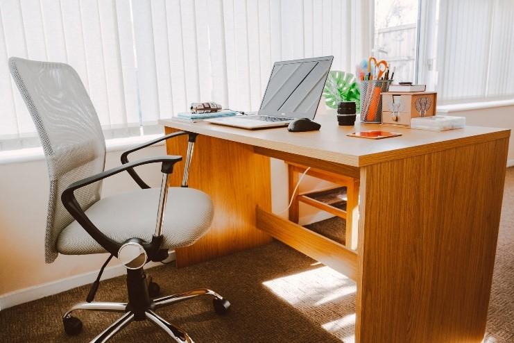 goede bureaustoel